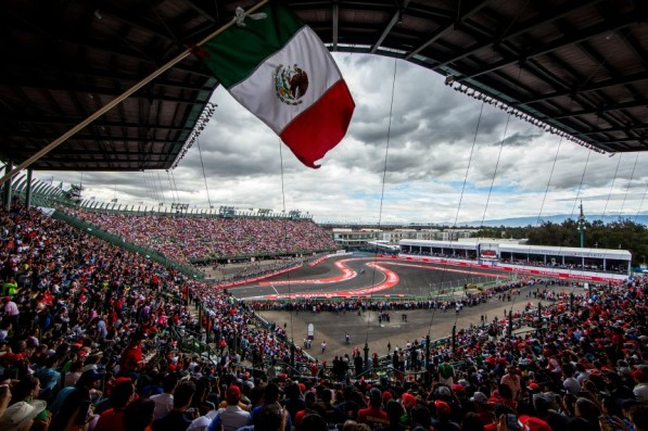 F1 Grand Prix of Mexico - Qualifying