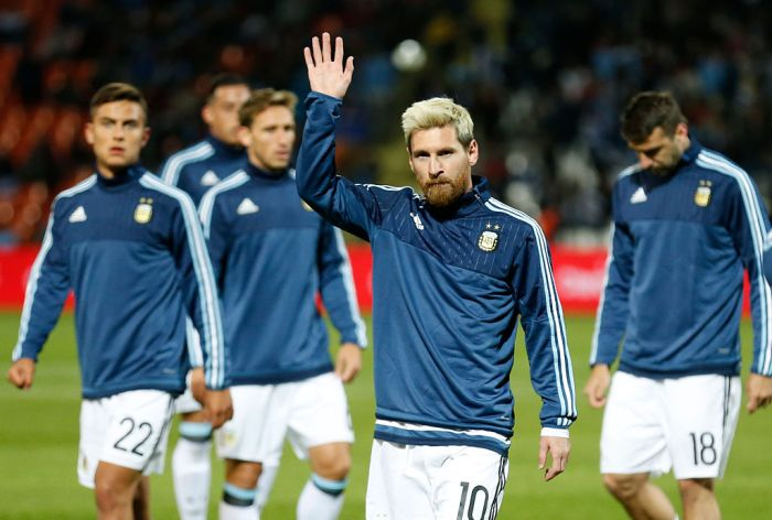 Argentina v Uruguay - FIFA 2018 World Cup Qualifiers